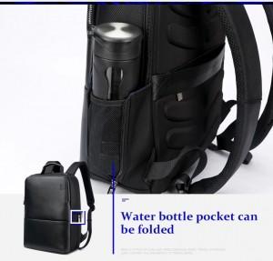 Бизнес рюкзак для ноутбука 15.6 BOPAI61-18911 боковой карман