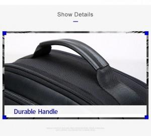 Рюкзак для ноутбука 15 с USB BOPAI 851-025811 прочная и эргономичная ручка
