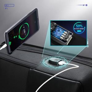 Рюкзак BOPAI 61-18011 USB разъем нового поколения