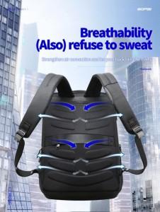 Рюкзак для ноутбука 15.6 BOPAI 61-26111 дышащая спинка рюкзака