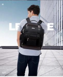 Дорожный рюкзак Bopai 11-85301 на модели