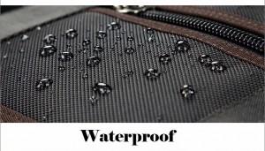 Дорожный рюкзак Bopai 11-85301 черный ткань оксфорд не впитывает воду