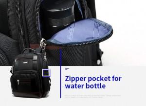 Дорожный рюкзак Bopai 11-85301 боковой карман для бутылки с водой
