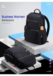 Рюкзак женский ждя ноутбука BOPAI 62-00121 фото в помещении