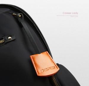 Рюкзак женский ждя ноутбука BOPAI 62-00121 фото логотипа