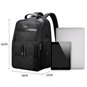 Дорожный рюкзак 2 в 1 для ноутбука 15.6 BOPAI 61-17011 черныйо чень вместительный