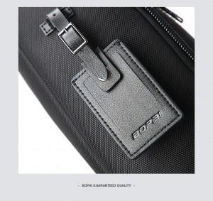 Нагрудная Сумка-трансформер BOPAI 11-25911 черная фирменная бирка с логотипом