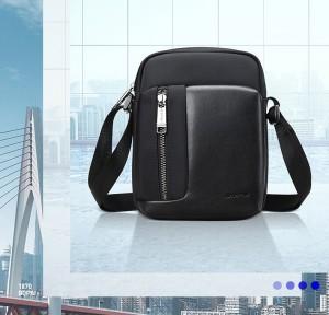 Сумка-планшет мужская BOPAI 11-26521 черная