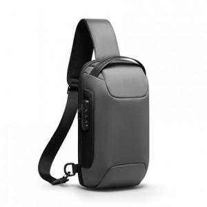 Нагрудная мужская сумка Mark Ryden MR7116 серая