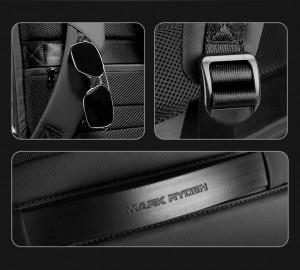 Рюкзак антивор для ноутбука 15,6 Mark Ryden MR9116 черный детали фото2