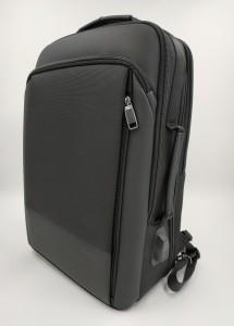 Рюкзак для ноутбука 15.6 BOPAI 61-07311 черный фото вполоборота