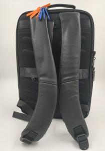 Рюкзак для ноутбука 15.6 BOPAI 851-036511 черный фото сзади