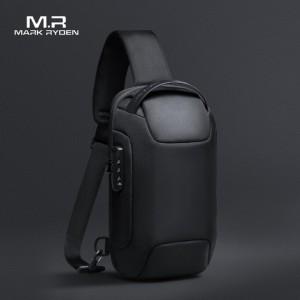 Нагрудная мужская сумка Mark Ryden MR7116 черная