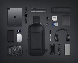 Нагрудная мужская сумка Mark Ryden MR7116 объем вмещаемых вещей
