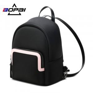 Мини рюкзак женский BOPAI 62-19631 черный