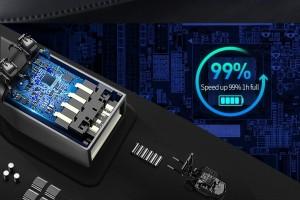 Рюкзак для ноутбука 15.6 BOPAI61-67111 USB порт нового поколения, быстрая зарядка