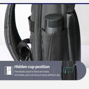 Рюкзак для ноутбука 15.6 BOPAI61-67111 боковой карман для зонта/бутылки воды