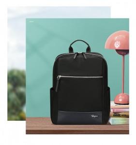 Женский деловой рюкзак для ноутбука 14 BOPAI 62-51311 черный