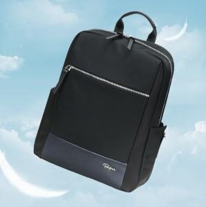 Женский деловой рюкзак для ноутбука 14 BOPAI 62-51311 черный весит 620 грамм