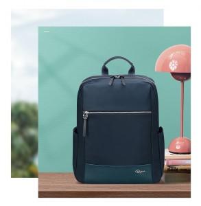 Женский деловой рюкзак для ноутбука 14 BOPAI 62-51312 синий