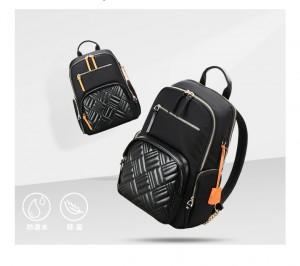 Рюкзак женский деловой для ноутбука 13 дюймов BOPAI 62-50251 черный
