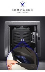 Рюкзак для ноутбука 15.6 BOPAI61-02011 потайной карман на спинке рюкзака