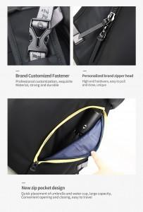 Молодежный рюкзак для ноутбука 15,6 Bopai Life 961-01911 фото 2 деталей