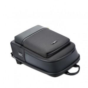 Мужской деловой рюкзак Bopai 61-58911 вид сверху