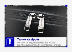 Бизнес рюкзак Bopai 61-67011 надежные двойные молнии