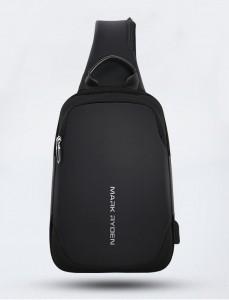 Рюкзак через плечоMark Ryden MR7056_00черный