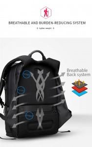 Рюкзак дорожный Mark Ryden MR7080D дышащая спинка рюкзака