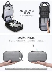 Рюкзак дорожный Mark Ryden MR7080D небольшие сумочки для предметов гигиены в комплекте в комплекте