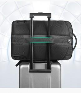 Рюкзак дорожный мужской Mark Ryden MR9288 ремень для фиксации рюкзака на чемодане