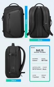 Рюкзак дорожный мужской Mark Ryden MR9288 фото с характеристиками