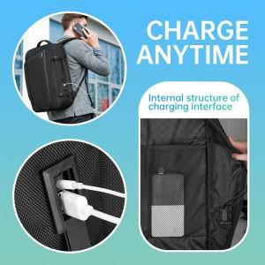 Рюкзак дорожный мужской Mark Ryden MR9288 с USB порт и аудио разъем