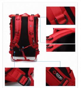 Молодежный модный рюкзак  OZUKO 8020 фото 1 с деталями