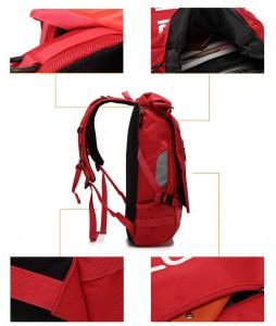 Молодежный модный рюкзак  OZUKO 8020 фото 2 с деталями