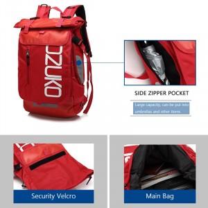 Молодежный модный рюкзак  OZUKO 8020 фото 3 с деталями