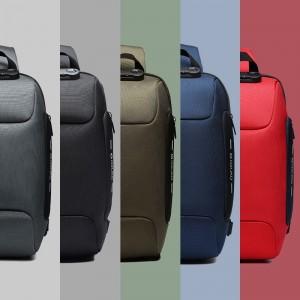 Мужской однолямочный рюкзак OZUKO 9223L цветовая гамма