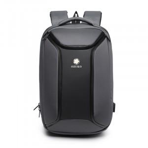 Рюкзак для ноутбука 15,6 Ozuko 9318 серый