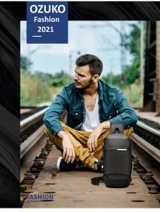 Рюкзак однолямочный OZUKO 9262 новинка 2021