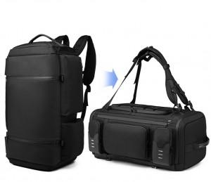 Большая спортивная сумка-рюкзак OZUKO 9326