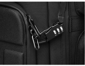 Большая спортивная сумка-рюкзак OZUKO 9326 с кодовый замок