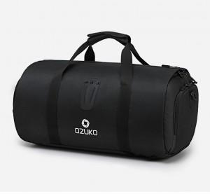Дорожная сумка для костюма OZUKO 9209 черная