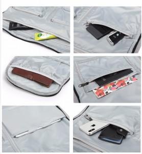 Дорожная сумка для костюма OZUKO 9209 большое количество карманов