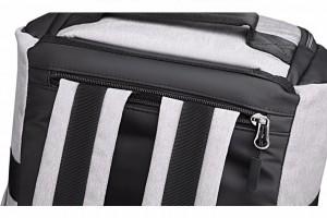 Дорожная сумка для костюма OZUKO 9209 лямки рюкзака прячутся