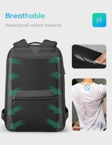 Узкий рюкзак для ноутбука 15.6