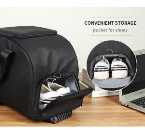 Сумка-рюкзак спортивная Mark Ryden MR7091 с отсеком для обуви