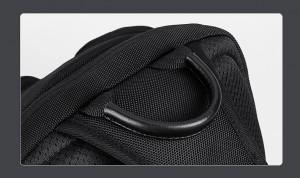Рюкзак однолямочный Mark Ryden MR7369 черный эргономичная ручка рюкзака