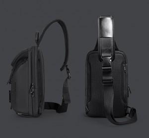 Рюкзак однолямочный Mark Ryden MR7369 черный